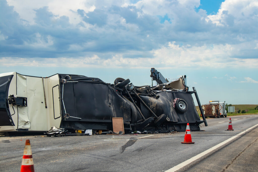 Taking care while driving or towing is an obvious way to avoid injury.